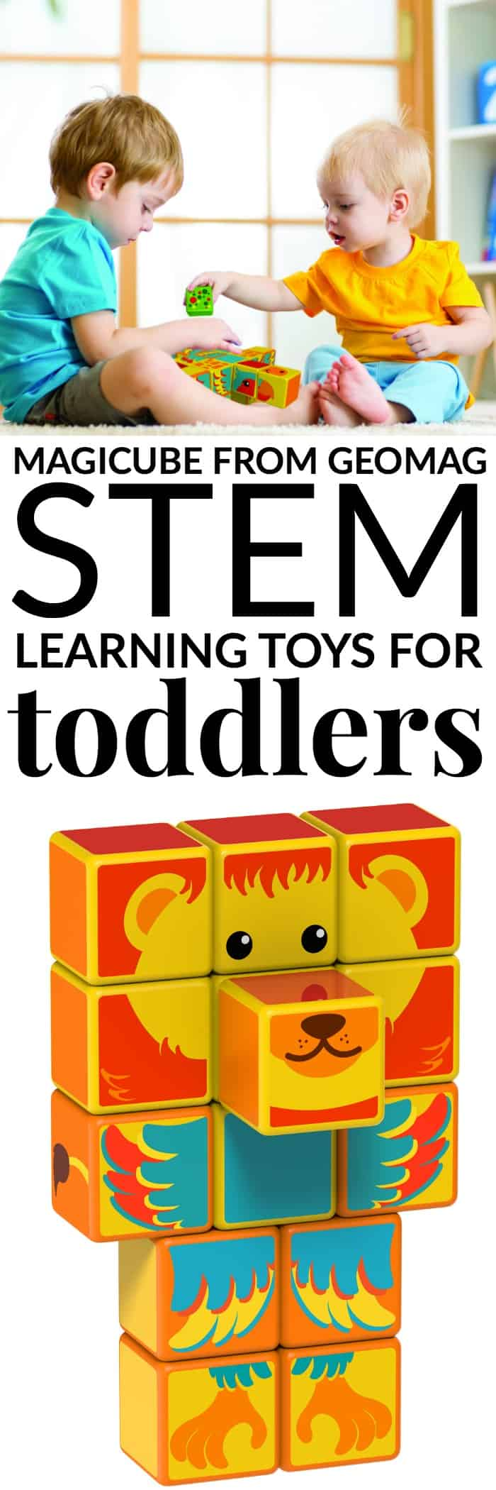 Magicube - Stem learning toys for toddlers