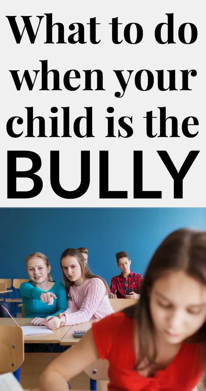 What To Do When Your Child Is The Bully  Mommy Moment-4273