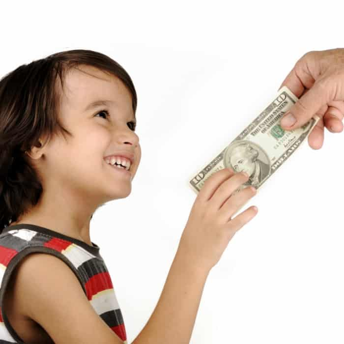 Children S Allowances In A New Form Debit Cards Linked To