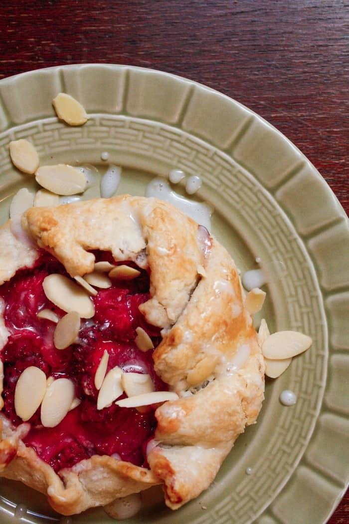 Strawberry Galettes Recipe