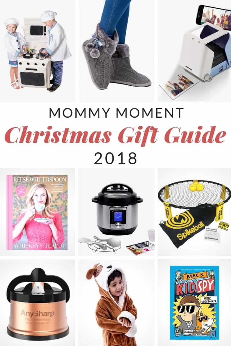 2018 CHRISTMAS GIFT GUIDE | Mommy Moment