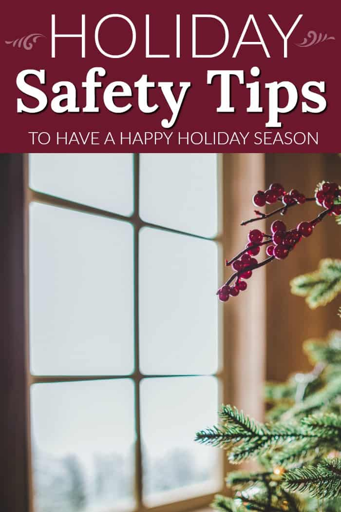 holiday safety tips - Christmas Decorating Safety Tips