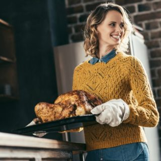 HOW TO CREATE A BUDGET FRIENDLY TRADITIONAL THANKSGIVING DINNER
