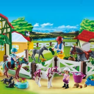 PLAYMOBIL HORSE ADVENT CALENDAR #31DAYSOFGIFTS