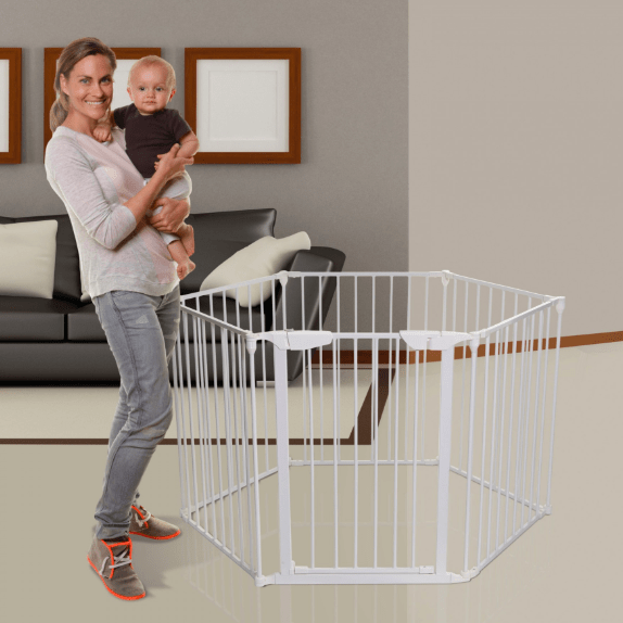 Converta 3-in-1 playpen gate