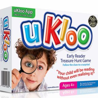 UKLOO TREASURE HUNT GAMES #31DAYSOFGIFTS