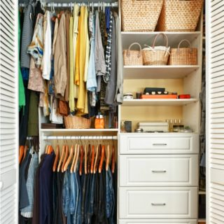 ORGANIZING YOUR HOME ON A BUDGET