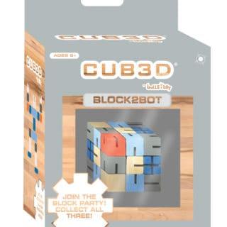 CUB3D BLOCK2BOT #31DAYSOFGIFTS