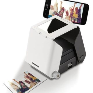 KIIPIX SMARTPHONE PICTURE PRINTER #31DAYSOFGIFTS