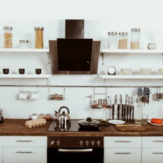 GET YOUR KITCHEN IN SHAPE WITH THESE KITCHEN ORGANIZATION IDEAS