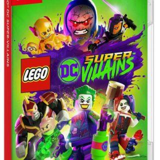 LEGO DC SUPER-VILLAINS #31DAYSOFGIFTS