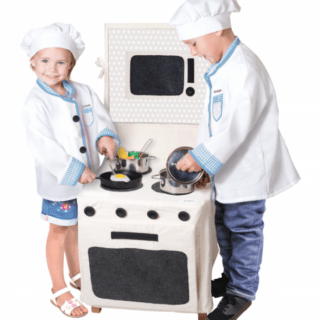 POP-OH-VER STOVE SET #31DAYSOFGIFTS