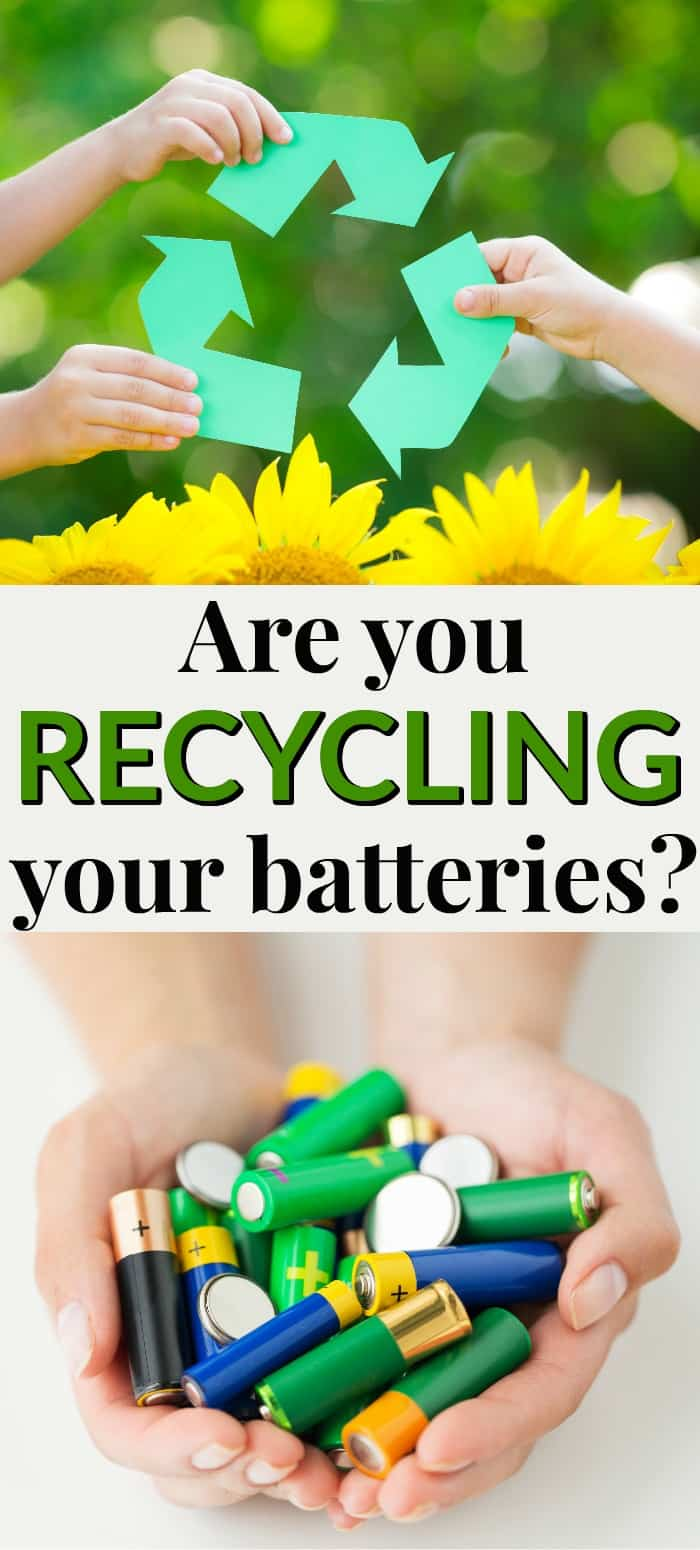 Battery Recycling Day