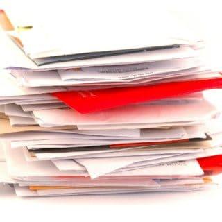 HOW TO DECLUTTER PAPER USING THE KONMARI METHOD