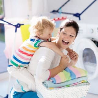 LAUNDRY TIPS TO SIMPLIFY YOUR ROUTINE AND SAVE YOUR SANITY!
