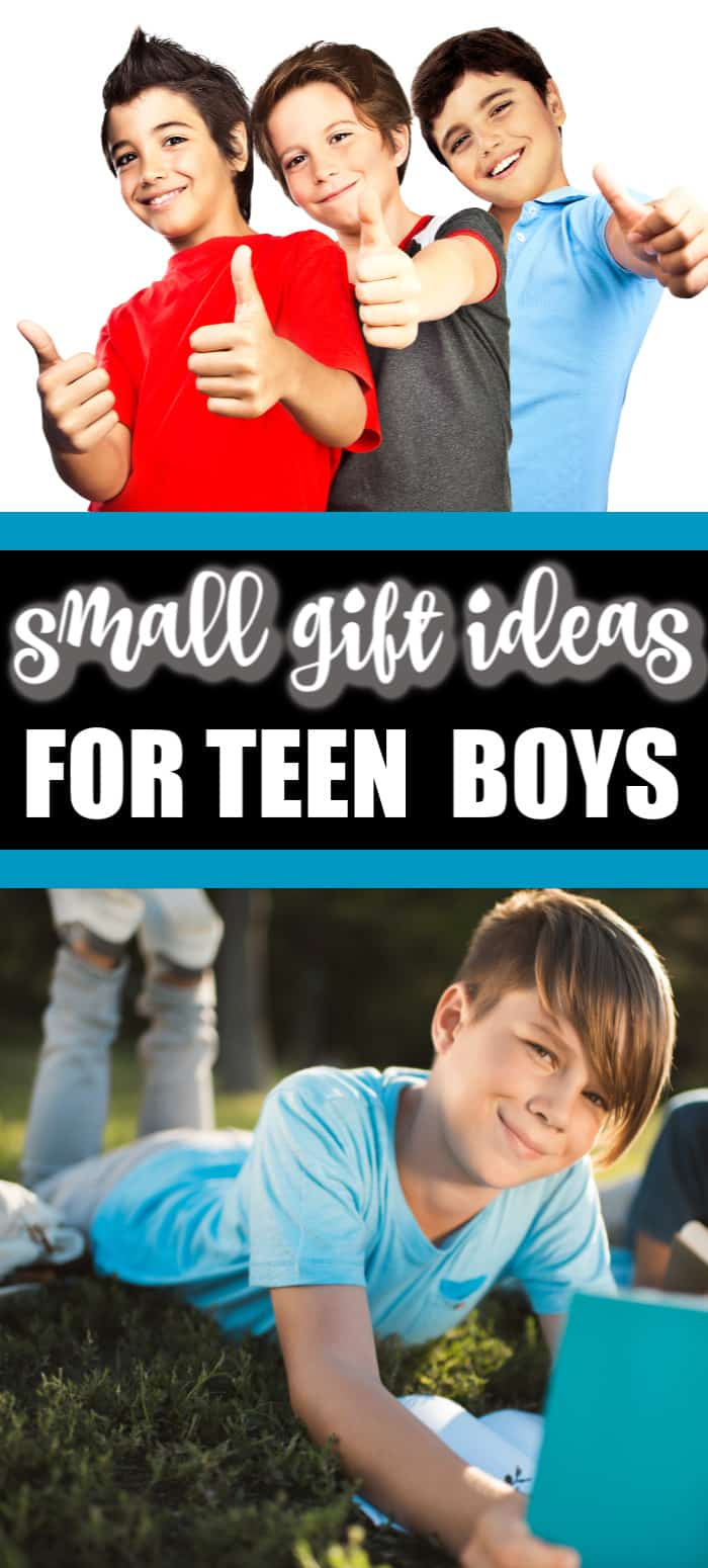 STOCKING STUFFER IDEAS FOR TEEN BOYS
