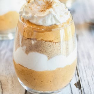 15+ EASY PUMPKIN DESSERTS