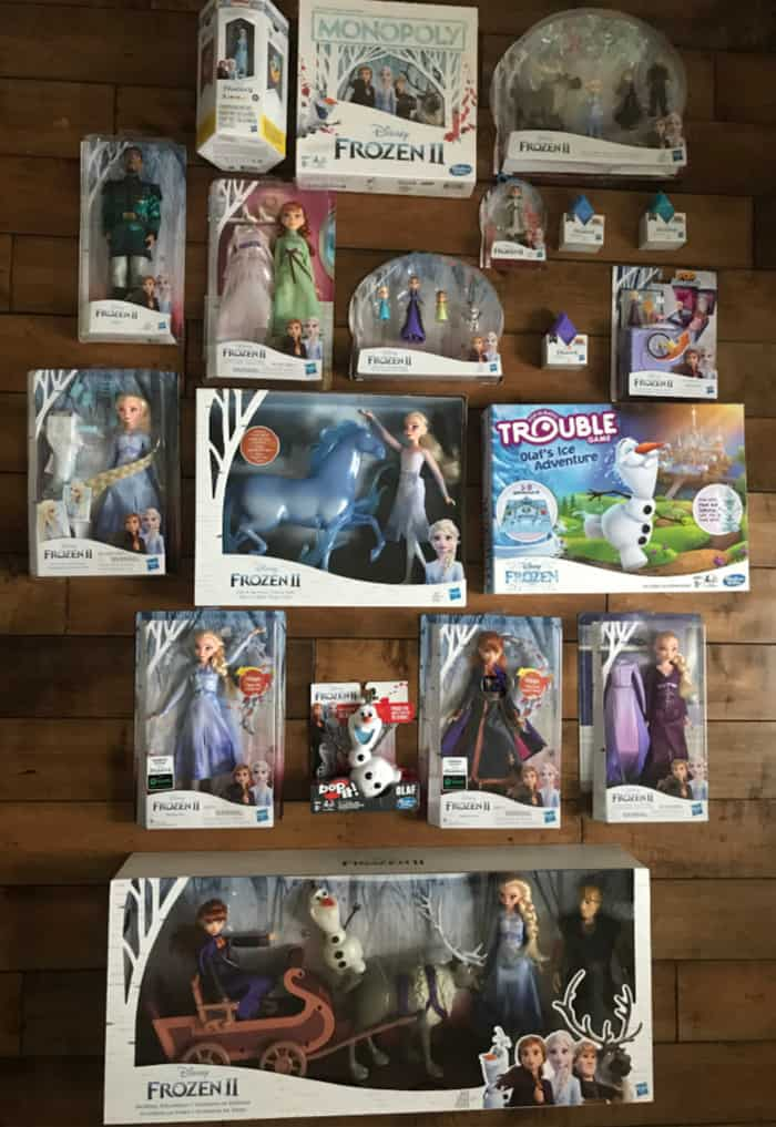 ULTIMATE Frozen 2 Gift Guide!