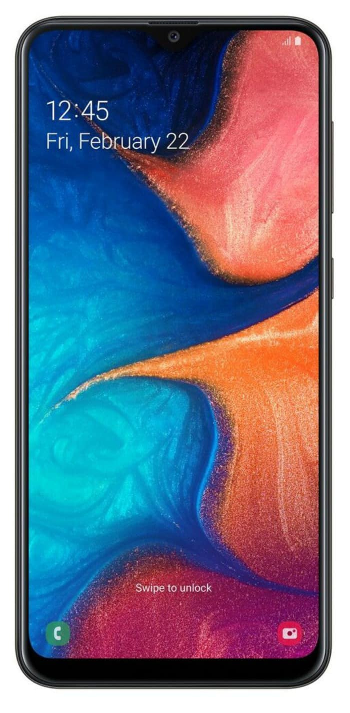Samsung Galaxy A20 Series