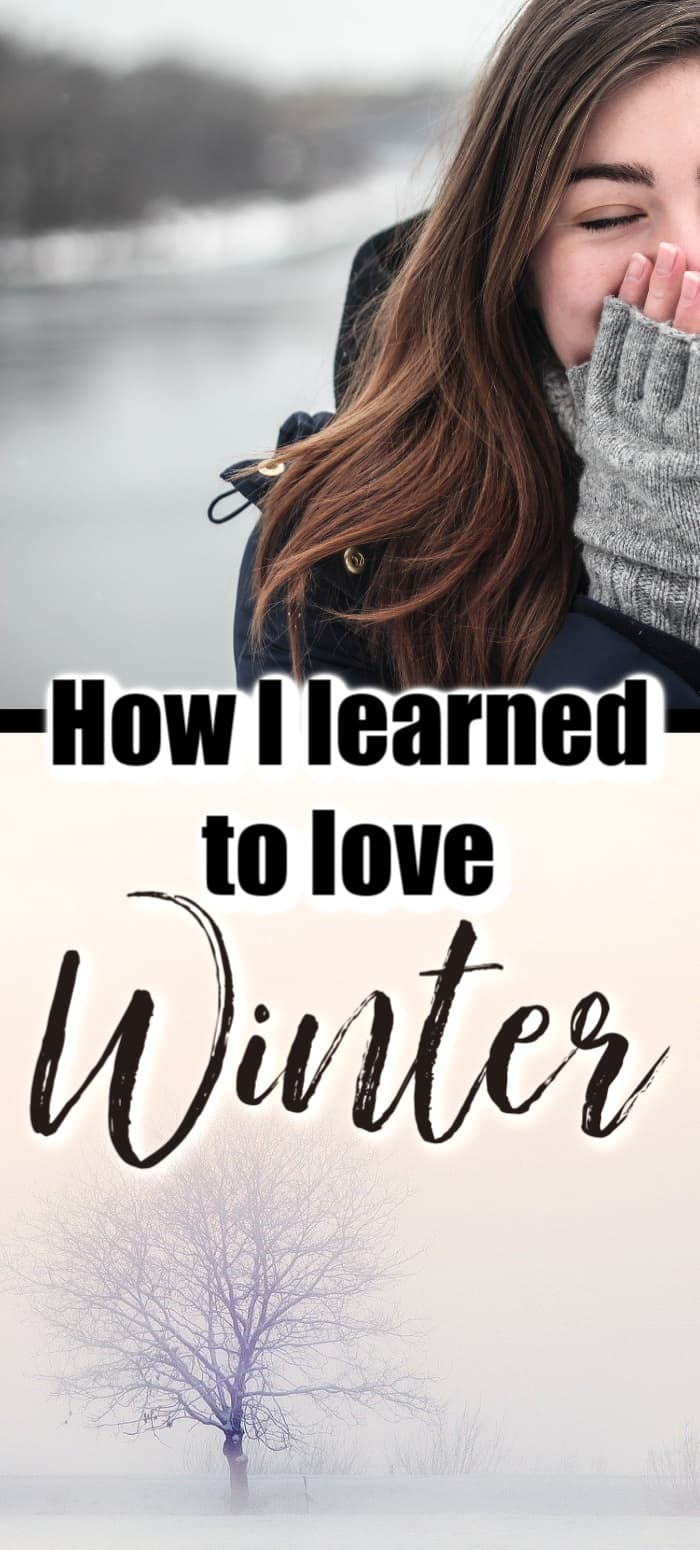 How I learned to love winter