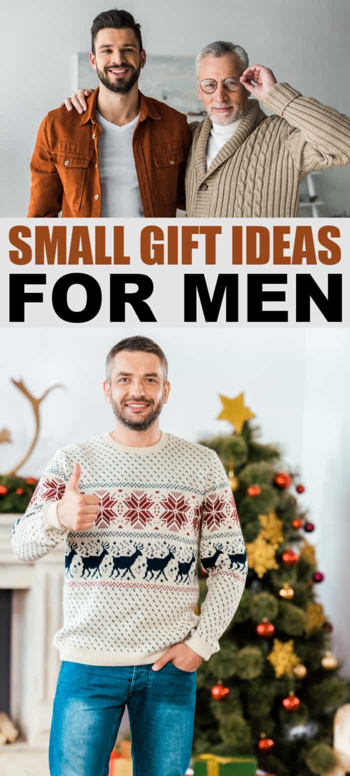 small gifts for men