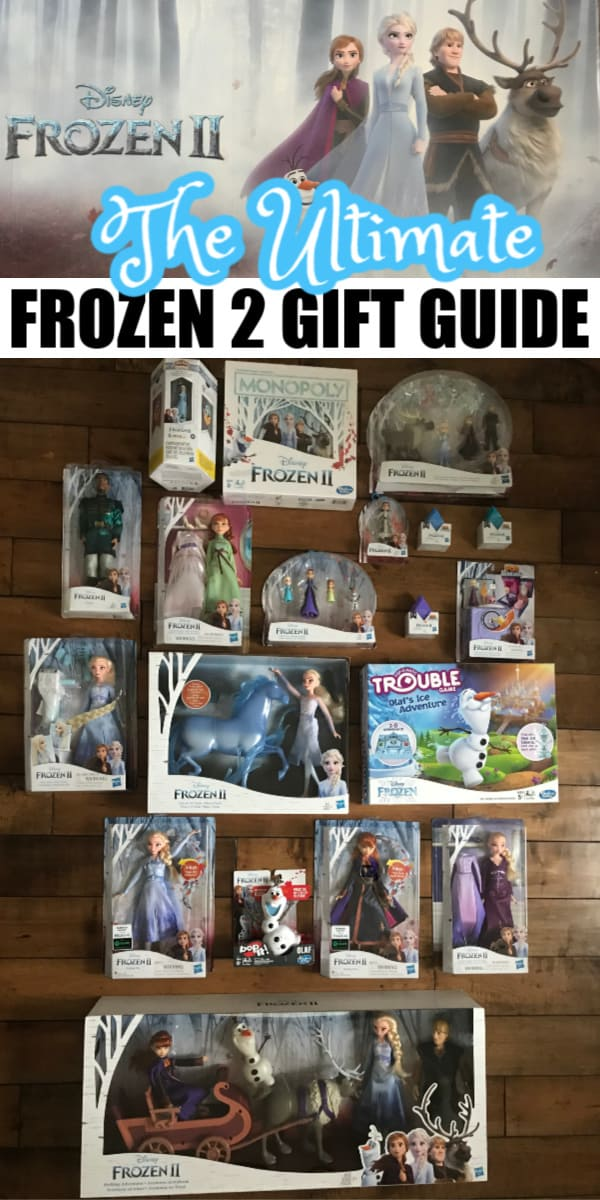 ULTIMATE Frozen 2 Gift Guide