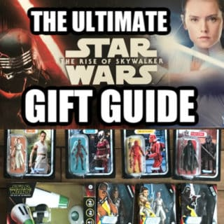 THE ULTIMATE STAR WARS RISE OF SKYWALKER GIFT GUIDE