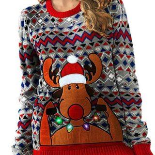 UGLY CHRISTMAS SWEATER #31DAYSOFGIFTS