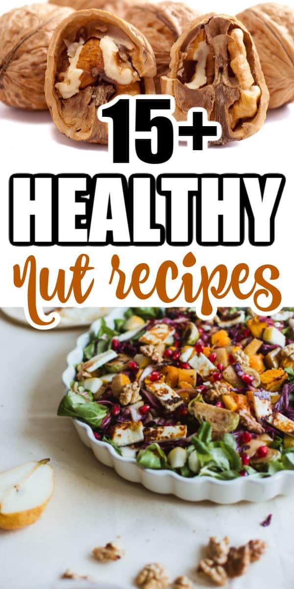 Healthy Nut Recipes
