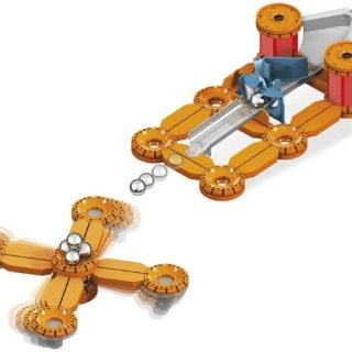 GEOMAG MECHANICS CONSTRUCTION CHALLENGE #31DAYSOFGIFTS