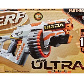 NERF ULTRA ONE MOTORIZED BLASTER #31DAYSOFGIFTS
