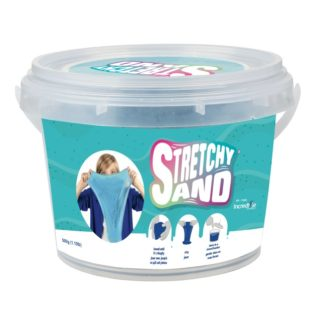 FOAM ALIVE & STRETCHY SAND #31DAYSOFGIFTS