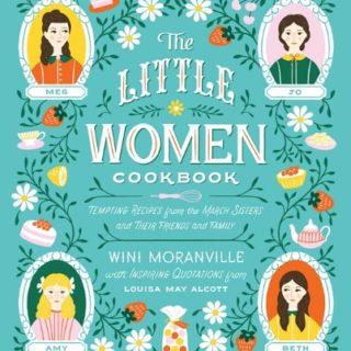 LITTLE WOMEN COOKBOOK #31DAYSOFGIFTS