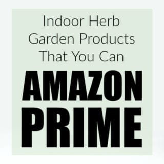 INDOOR HERB GARDEN PRODUCTS