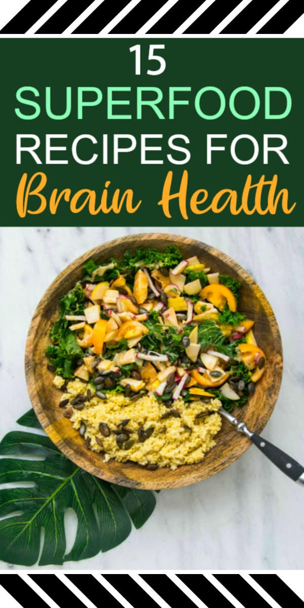 recipes for brain health