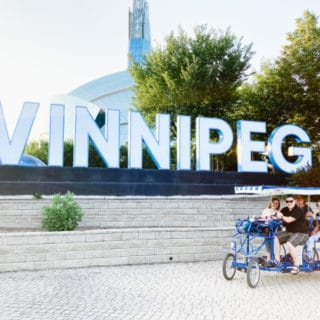 SUMMER SAVED WITH A WINNIPEG STAYCATION