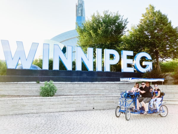 Winnipeg staycation