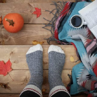 TIPS FOR A COZY HOME THIS FALL