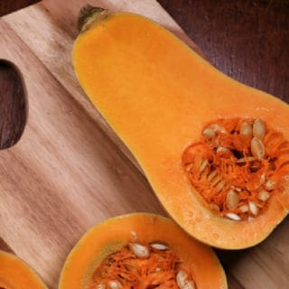 BUTTERNUT SQUASH RECIPES FOR AUTUMN