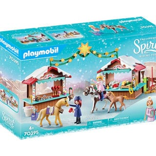 PLAYMOBIL A MIRADERO CHRISTMAS #MOMMYMOMENTGIFTS