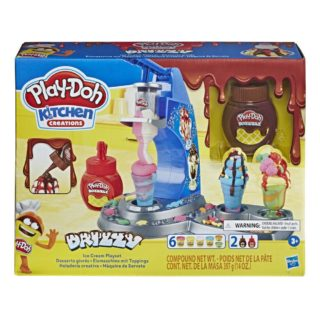Play-Doh Kitchen Creations Drizzy Ice Cream Playset #MOMMYMOMENTGIFTS