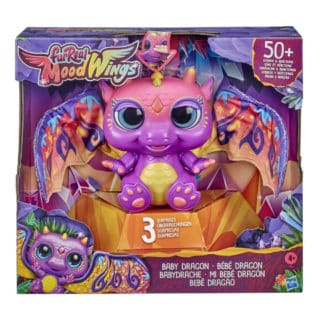 FURREAL MOODWINGS BABY DRAGON #MOMMYMOMENTGIFTS