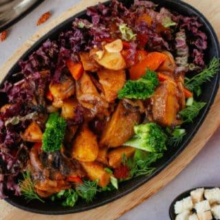 CLASSIC COMFORT FOOD DINNER IDEAS
