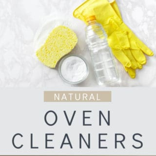 NATURAL OVEN CLEANERS