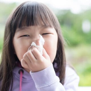 CARING FOR YOUR CHILD DURING COLD AND FLU SEASON