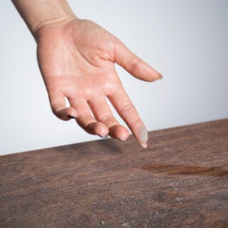 HOW TO GET RID OF DUST THE ALL NATURAL WAY