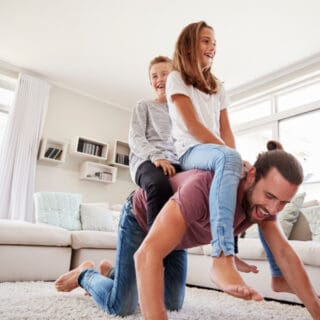 LAUGHTER IS THE BEST MEDICINE WHEN PARENTING